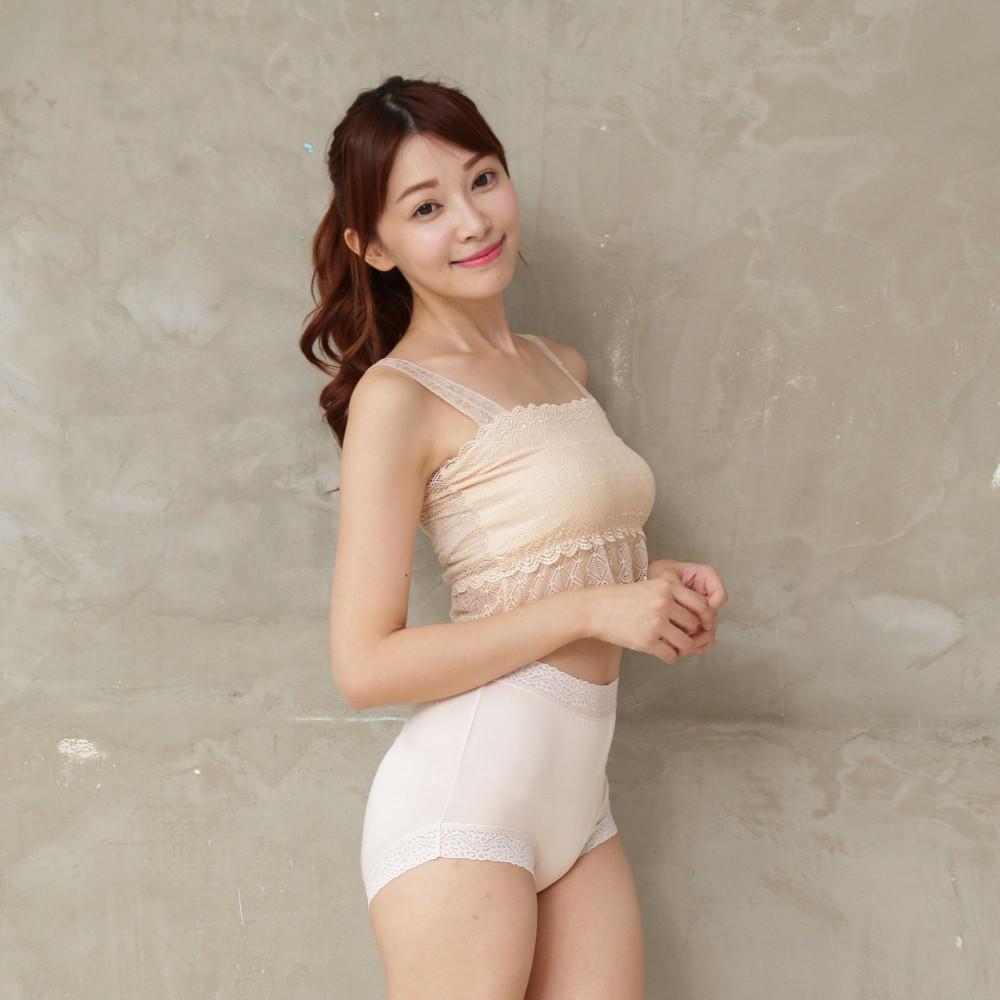 4f49ac0e3359 88796 White - 100% silk underwear